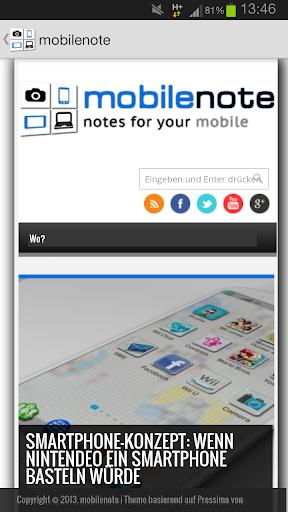 mobilenote