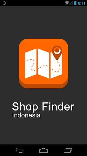 ShopFinder Indonesia