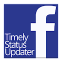 Facebook Timely Status Updater logo