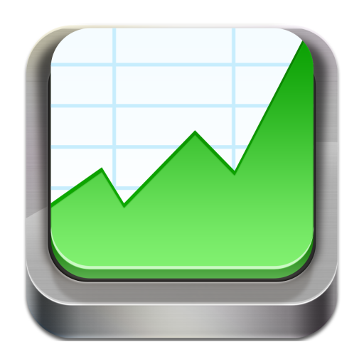 Stocks: Realtime Quotes Charts Icon
