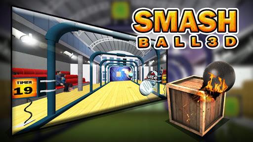 玩免費體育競技APP|下載SMASH BALL 3D app不用錢|硬是要APP
