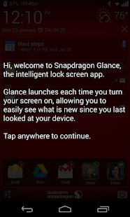 Snapdragon™ Glance (Beta) - screenshot thumbnail