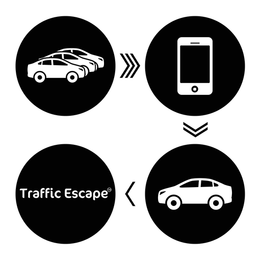 Traffic Escape LOGO-APP點子