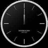 New way - Scoubo clock