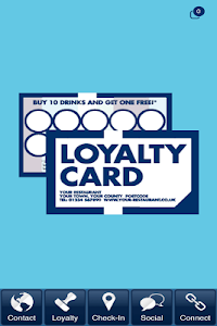 Digital Loyalty Card screenshot 1