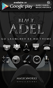 玩生活App GO Locker theme Adel免費 APP試玩