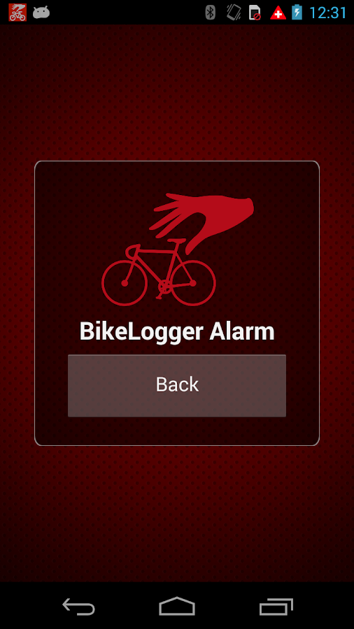 BikeLogger | Cycling Computer- screenshot