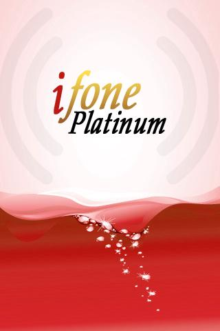 ifonePlatinum - screenshot