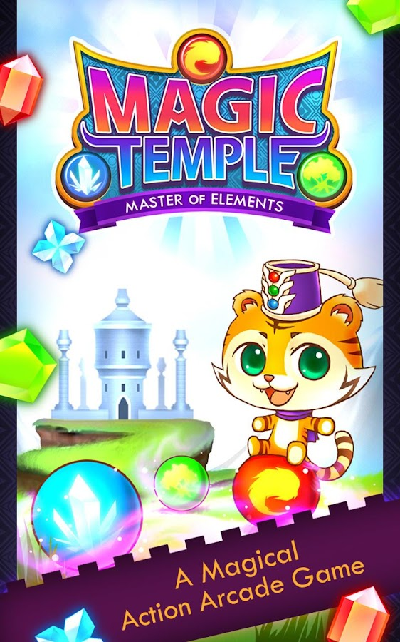 Magic Temple - screenshot