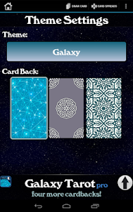Galaxy Tarot - screenshot thumbnail