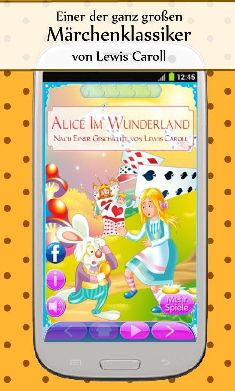 Alice im Wunderland - screenshot