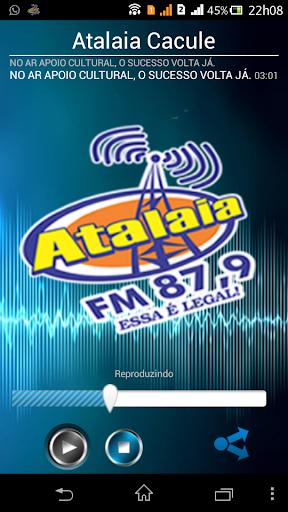 Atalaia FM Cacule