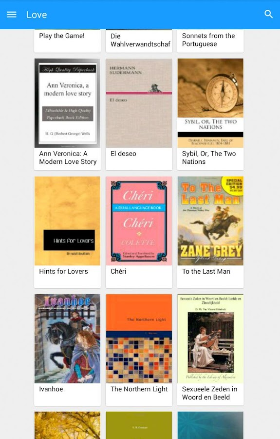 50000 Free Ebooks - Oodles - screenshot