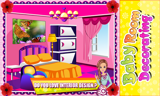 Baby Room Decoration Kids Game