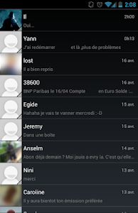 ICmess Beta - Light SMS v0.98.07