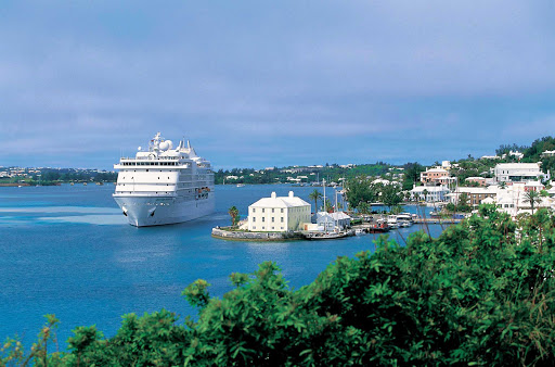 Regent-Seven-Seas-Navigator-Bermuda - Take a world-class cruise to always-inviting Bermuda aboard Seven Seas Navigator.