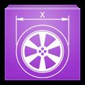 Easy Tire Calculator icon