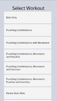 MMA Fitness Workout:  Shoutbox Workout Timerのおすすめ画像4