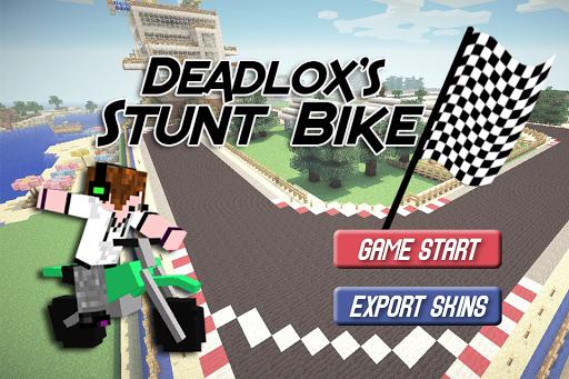 Deadlox's Stunt Bike