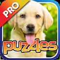 Dog Puzzles Pro icon
