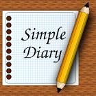Simple Diary icon