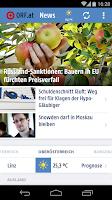 Screenshot of ORF.at News