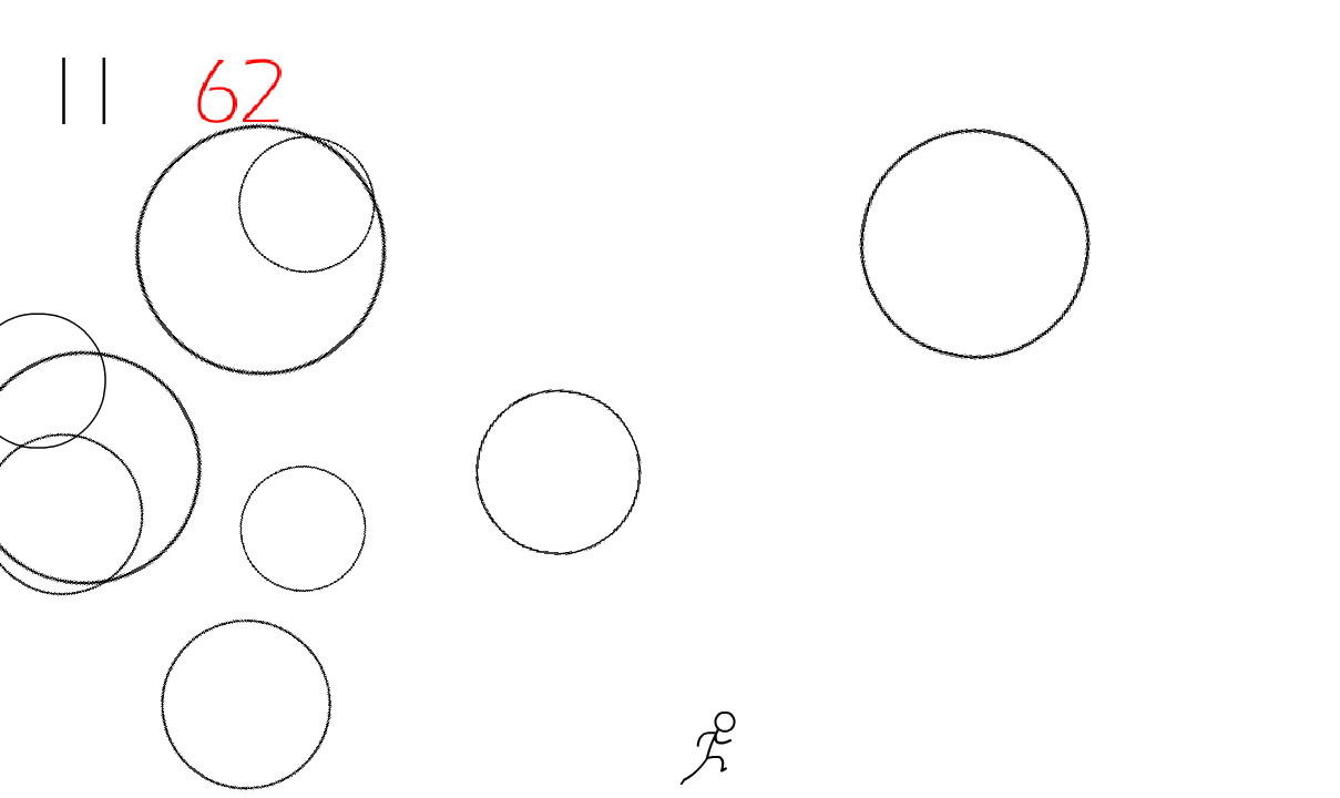 Stickman vs. Balls - screenshot