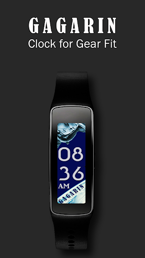 24 12 GAGARIN Gear Fit Clock