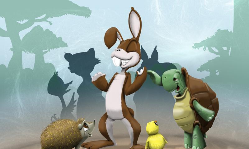 The Hare and the Tortoise- screenshot