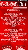 Screenshot of Christmas Songs Free