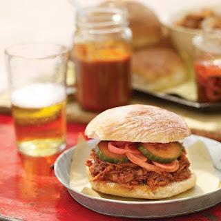 Pulled-Pork Sandwiches