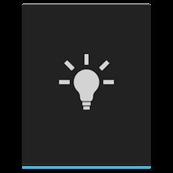 Simple LED Widget