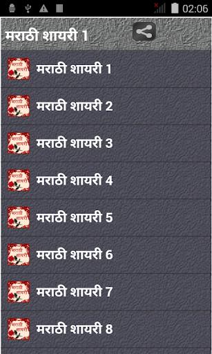Marathi Shayari 2015