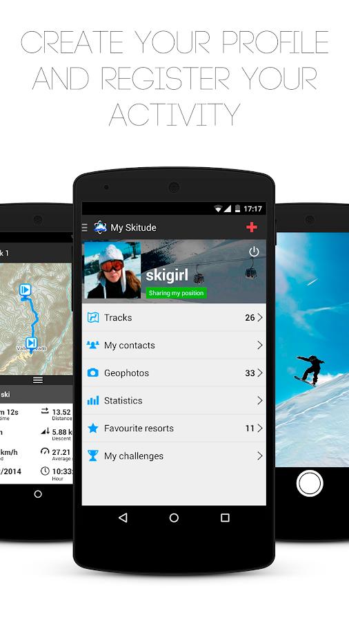 Skitude Ski & Snow Reports- screenshot