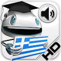 Greek Verbs HD LearnBots icon