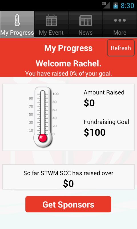 STWMScotiabankCharityChallenge - screenshot