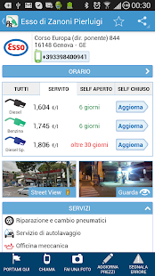 Prezzi Benzina - GPL e Metano- screenshot thumbnail