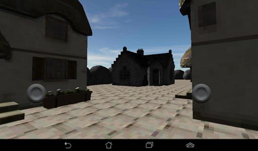 Silent town 3D