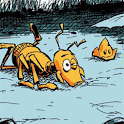 Ant Colony comic #1 logo