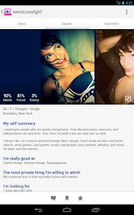 high profile dating app
