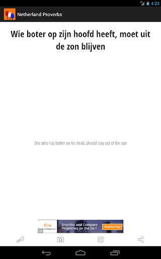 免費生活App|Netherland Proverbs|阿達玩APP