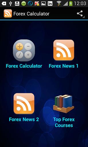 Forex Calculator News