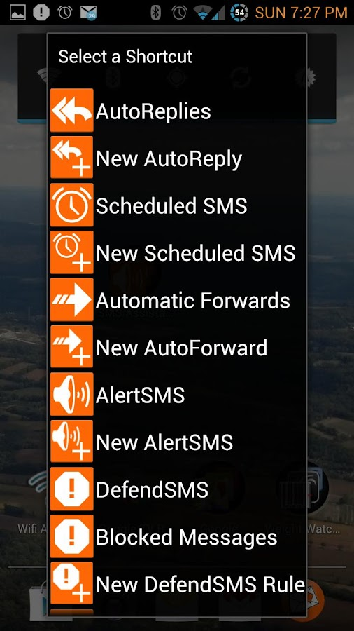 SMS Assistant Pro - screenshot