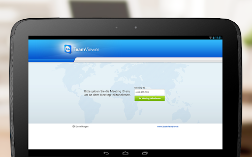 TeamViewer for Meetings - screenshot thumbnail