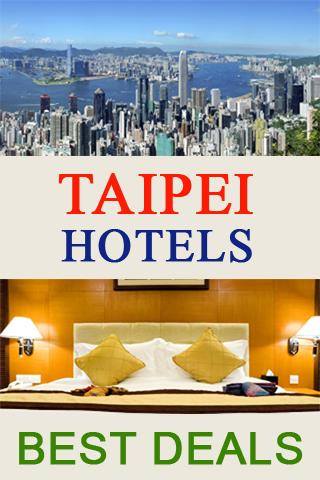 Hotels Best Deals Taipei