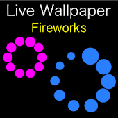 Live Wallpaper(Fireworks)