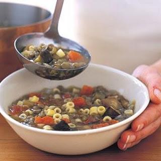 Sicilian Lentil Soup.