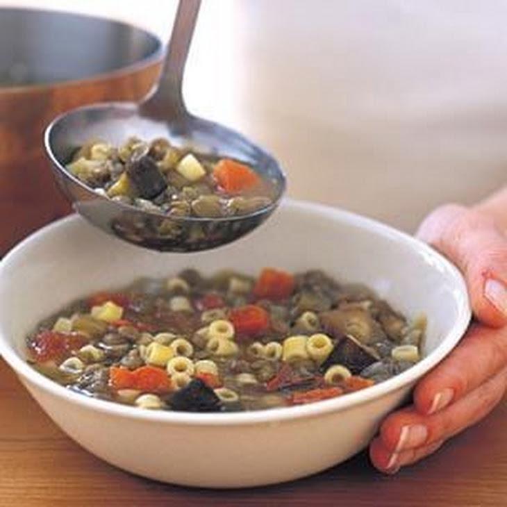 Sicilian Lentil Soup Recipe