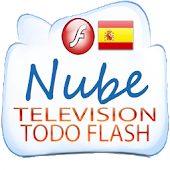 Nube TV España Flash