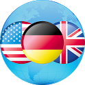 German English Dictionary + icon